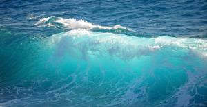 ocean sounding breath