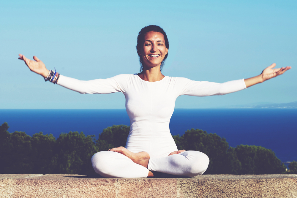relieve stress with kundalini yoga