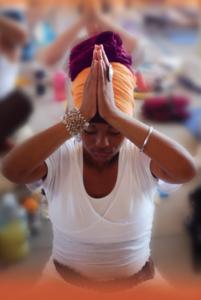 Kundalini yoga for stress relief